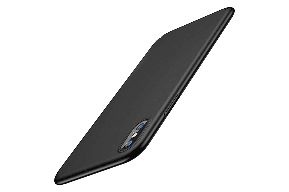 Anole ultra thin cover in our collection of iPhone XS Max cases.