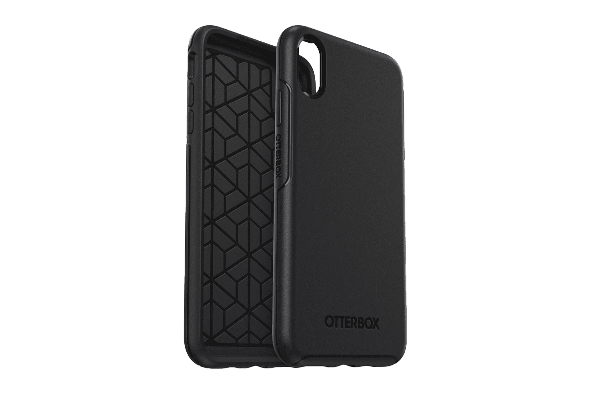 Otterbox Symmetry case in our collection of iPhone XS Max cases.