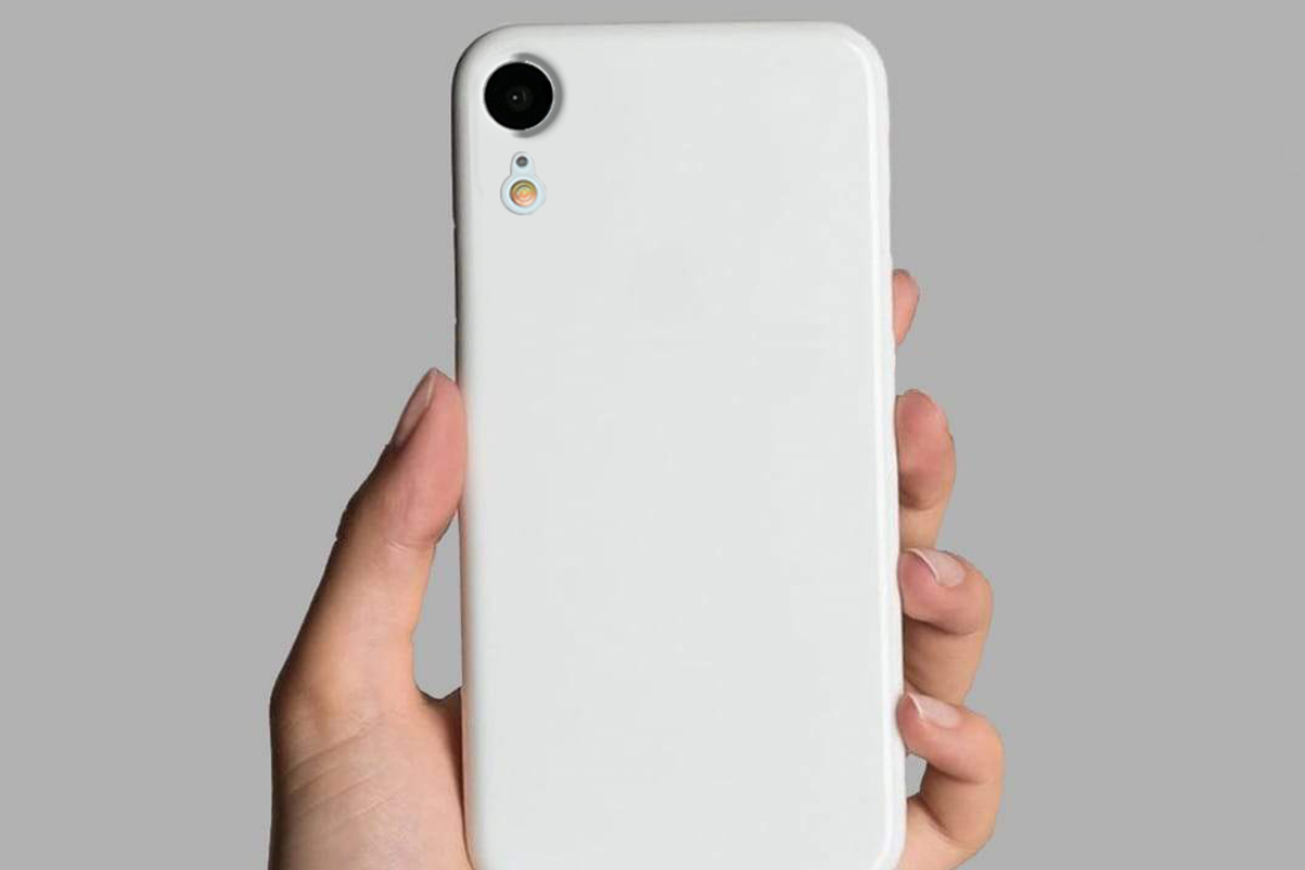 Image of peel casing in our collection of iPhone XR cases.