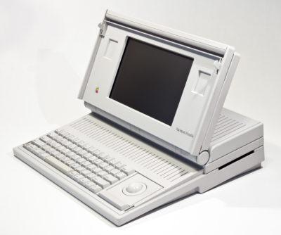Macintosh Portable sucks laptop of that era