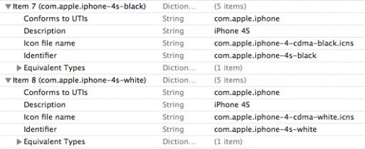 Leak of the name of iPhone 4 appeared in beta version of iTunes.