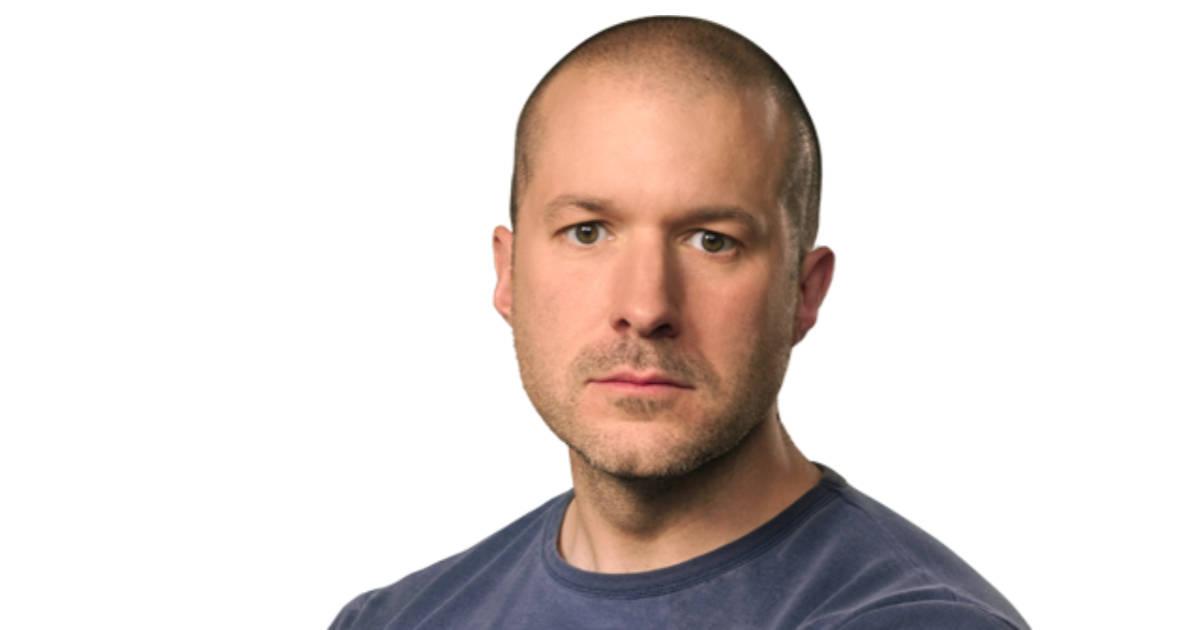 Apple chief design officer, Jony Ive