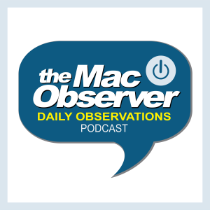 Logo Podcast Daily observations TMO