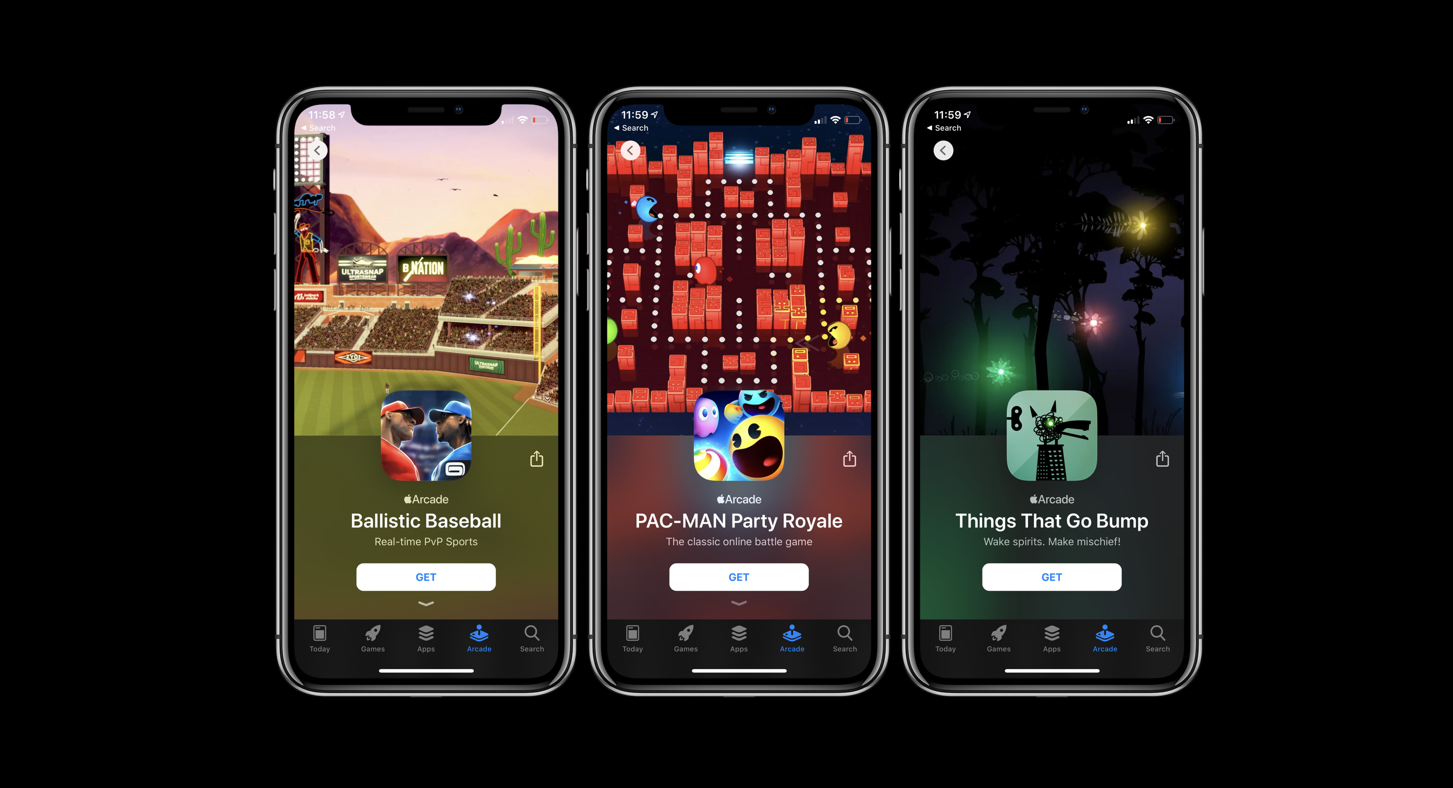 Apple Arcade new games on October 18