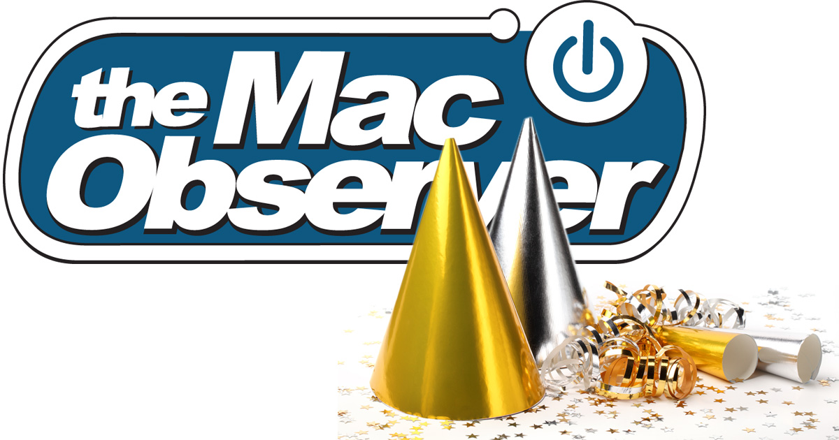 Happy New Year from The Mac Observer team