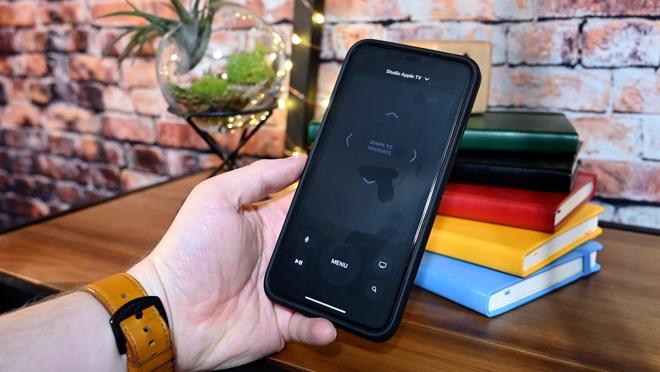 Remote iOS app