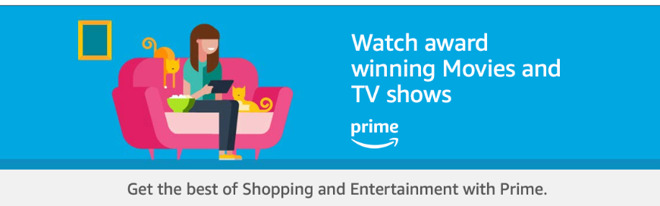 In addition to streaming video, Amazon Prime includes books, magazines, and free delivery