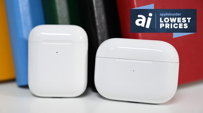 Apple AirPods 2 and AirPods Pro Lower Prices in April