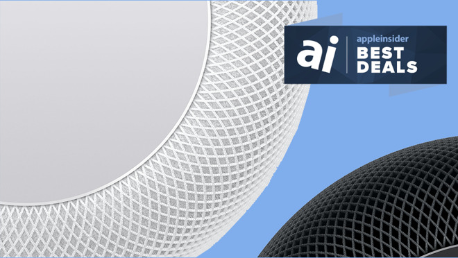 Apple HomePods are on sale at OWC
