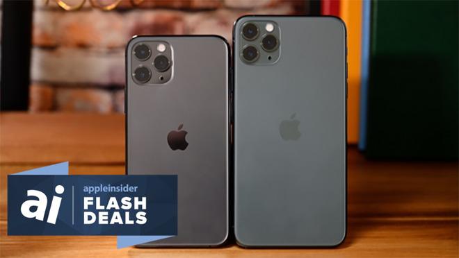 Apple iPhone 11 flash deals underway at Woot
