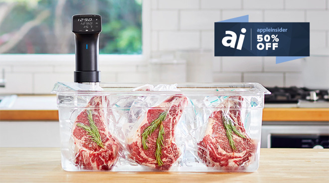 Sale Anova Precision Cooker Pro for sous vide cooking