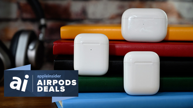 The best Apple AirPods deals are going on at Verizon Wireless