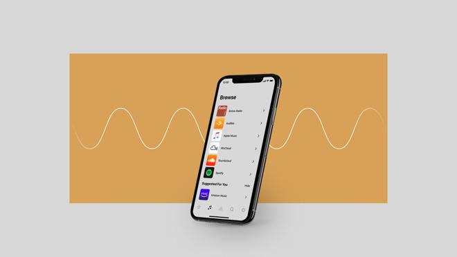 Sonos app updated