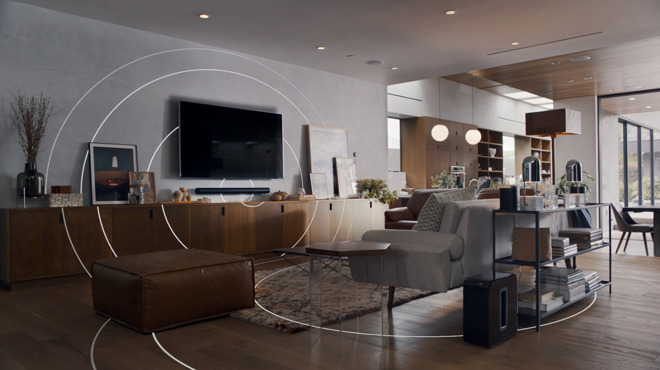 Sonos Arc supports Dolby Atmos