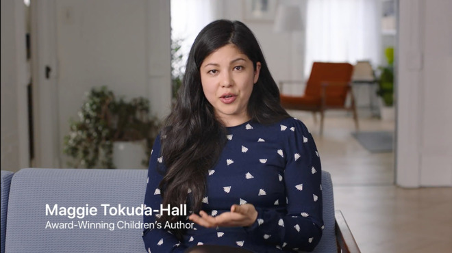 Maggie Tokuda-Hall is currently one of four authors advising on the new service.