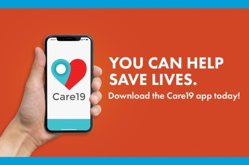 The first version of the Care19 app, used in North Dakota and South Dakota, was released too early to use the exposure notification. However, a future update of the application will adopt the Apple-Google system.