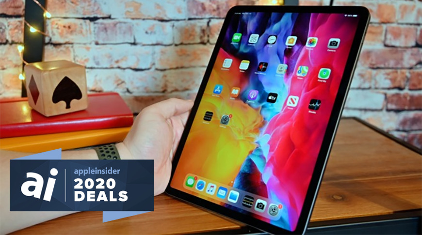 Apple 2020 iPad Pro 12 inch