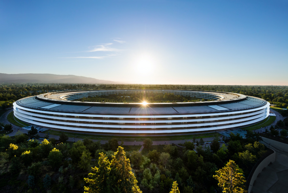 Next year at Apple Park?