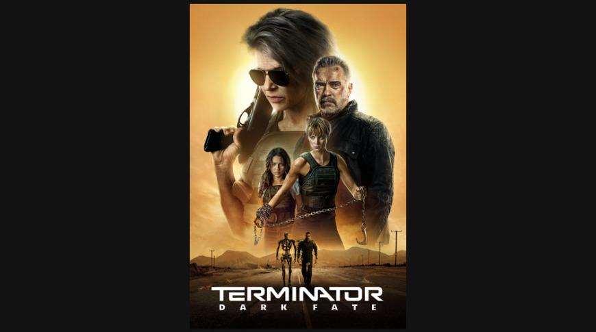 Dark Fate Terminator