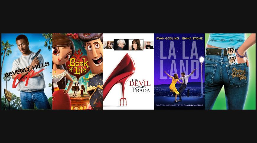 Films in North America