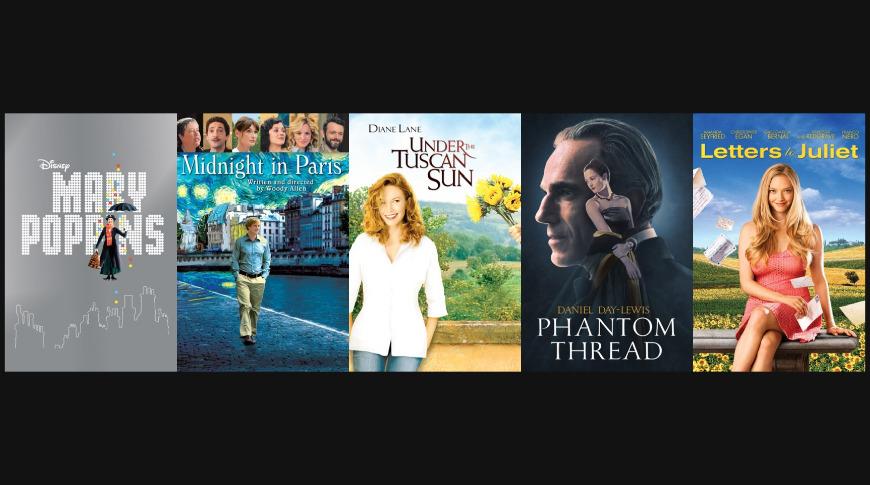 Films in Europe