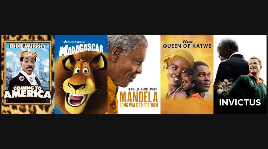 Films in Africa