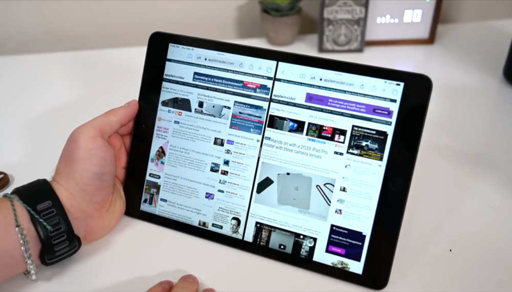 The 10.2-inch iPad is a workhorse for students