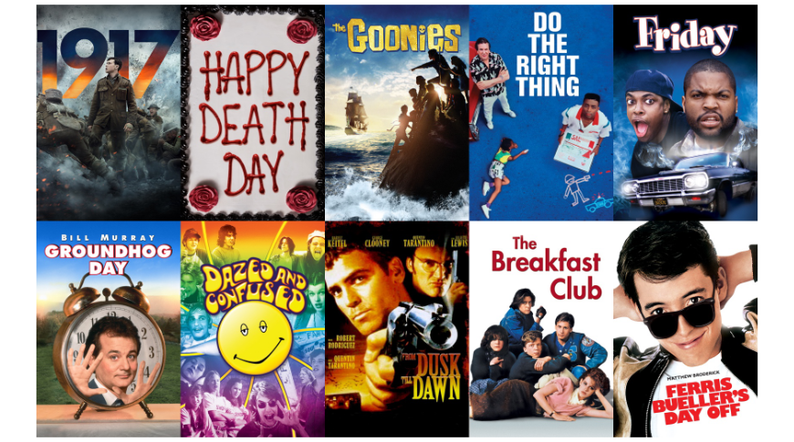 Movies that take place in a day